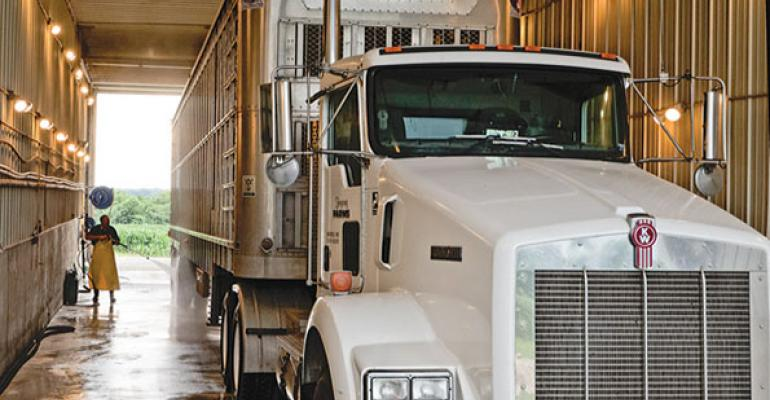 Truck Wash Biosecurity Critical