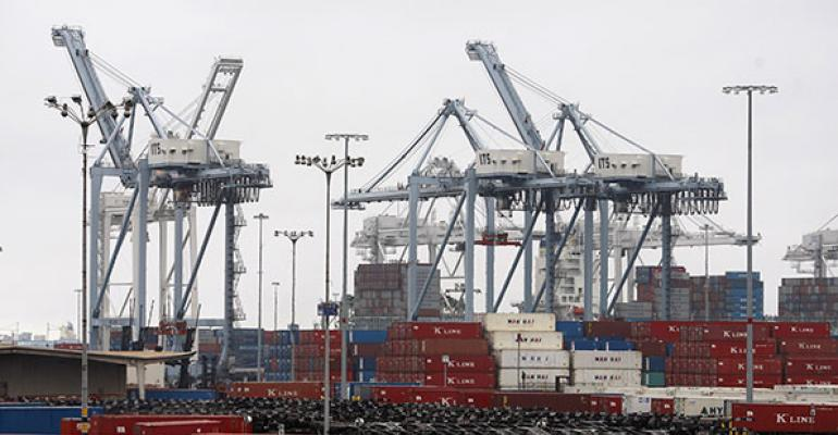 Pork Exporters Need Breakthrough in West Coast Port Labor Negotiations