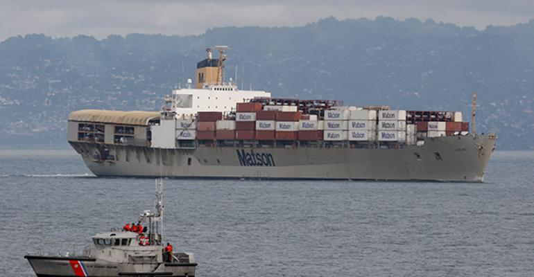 Members urge action on West Coast ports