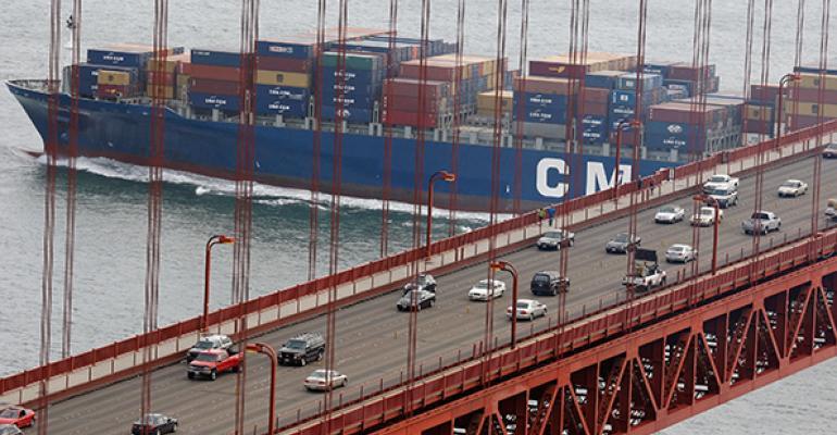 West Coast port disruption is FMD Lite