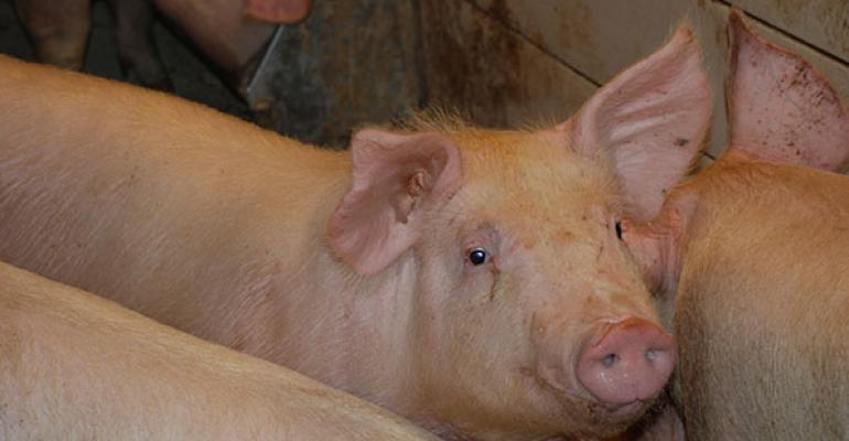 Pork demand driven by competing meat prices