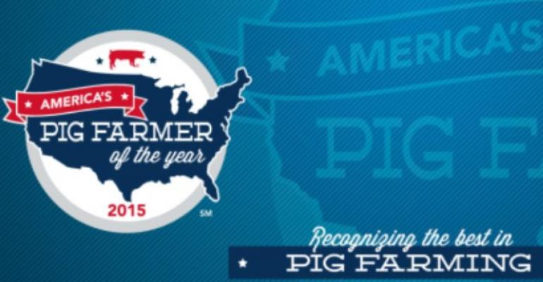 National Pork Board is now accepting applications for America39s Pig Farmer of the Year