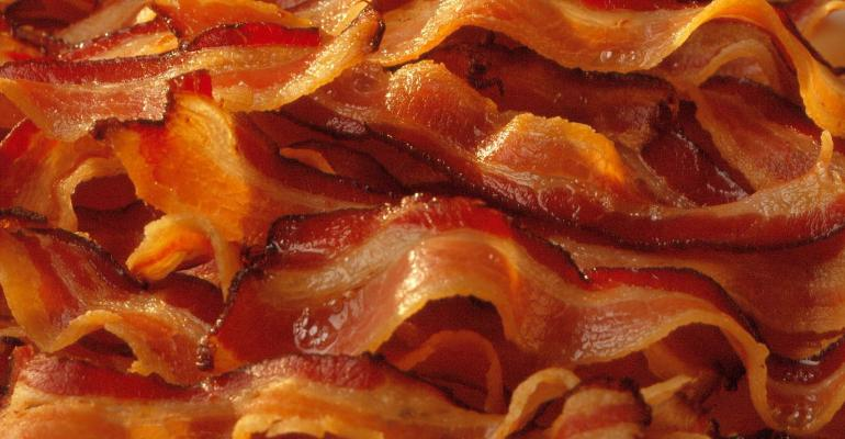 Bacon, the natural charm