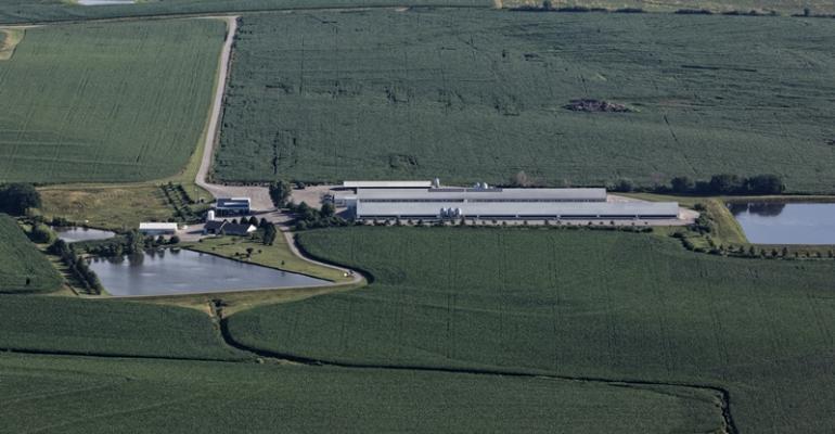 Stephens Farms hog operation 2014 Environmental Stewards winner