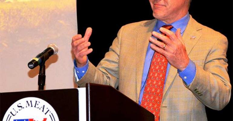 Keynote speaker Randy Blach