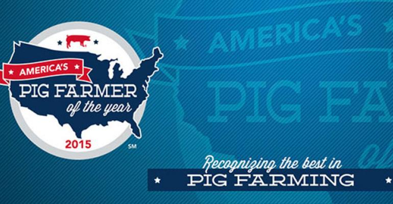 Judges announced for NPB's America's Pig Farmer of the Year Award