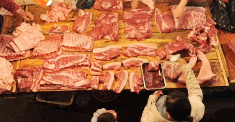 Pork exports continue to exceed year ago levels