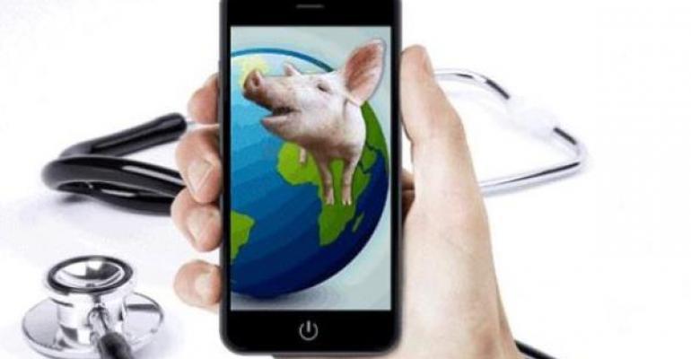 Turning to big data to manage animal health