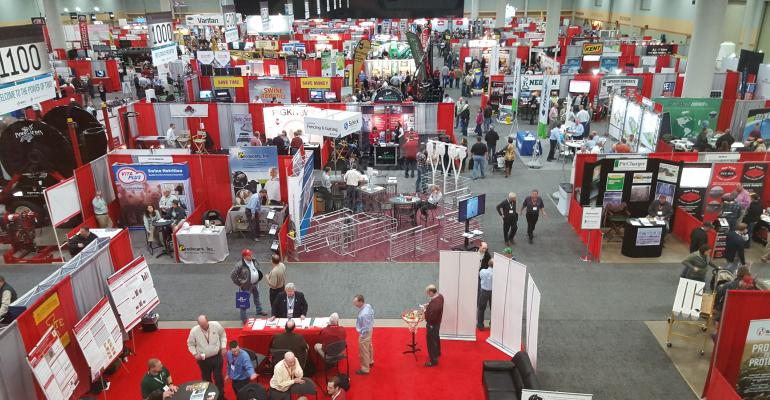 Iowa Pork Congress is the largest winter swine tradeshow in the United States annually attracting 5000 visitors from more than a dozen states