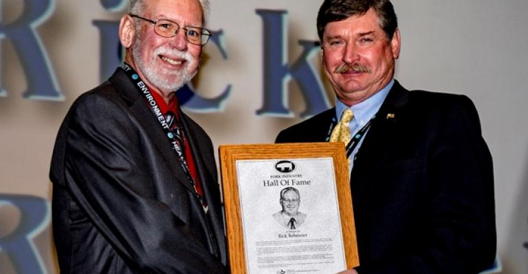 Rehmeier inducted into NPPC Hall of Fame