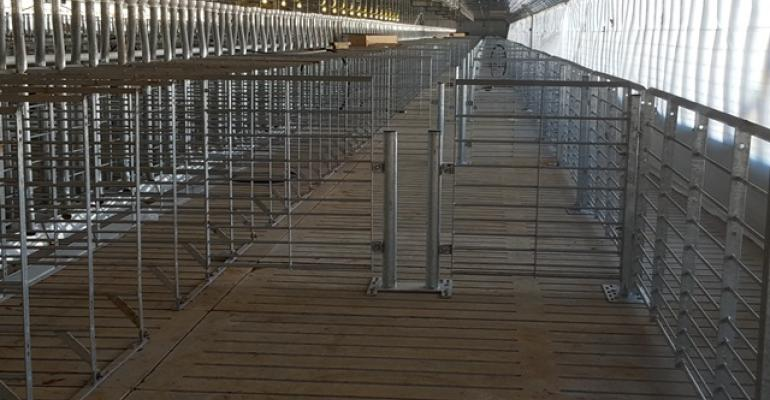 Minimizing risk of injuries to feet and legs comes down to three things good concrete slat design construction and maintenance