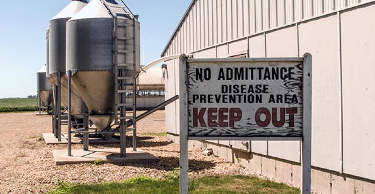 AASV provides hog biosecurity fact sheets