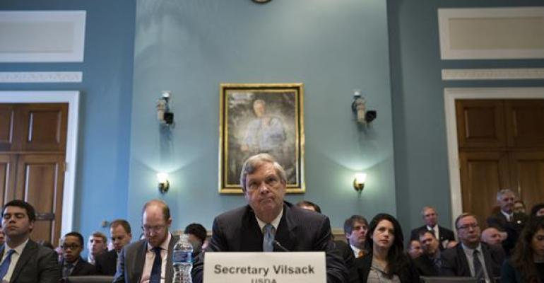 USDA Secretary Tom Vilsack will make his first official visit to Puerto Rico next week