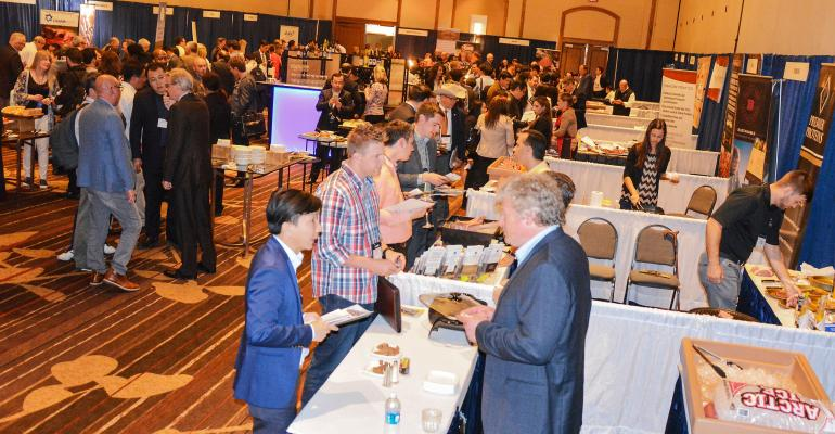 More than 130 buyers from across the world attended the USMEF Product Showcase in St Louis