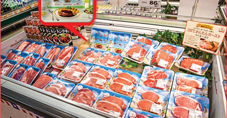 Chilled U.S. pork makes headway in fiercely competitive Japanese market