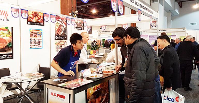 Despite restrictions, U.S. pork performing well in Oceania