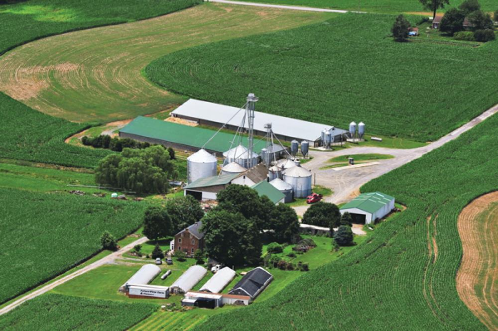 Future View Farm has been recognized as a 2012 Pork Indsutry Environmental Steward Award winner