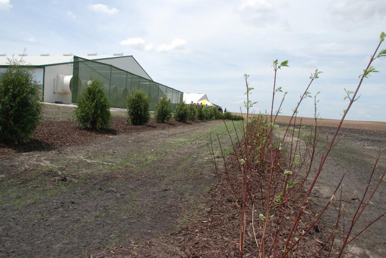 Technology Helps Iowa Select Farms To Be A Good Neighbor