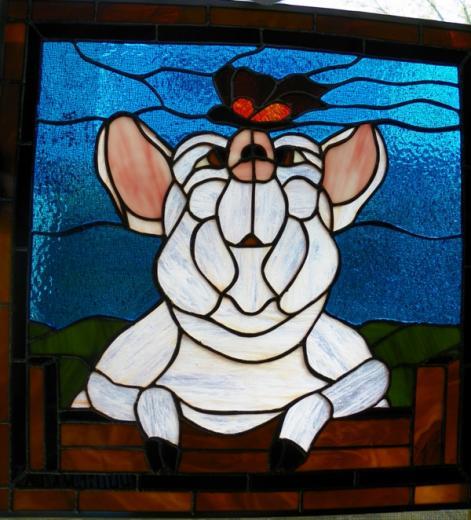 82. Hogs ARE beautiful by Susan Wulf