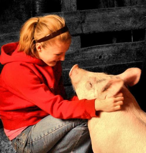 1. Prettiest Pig by Paige Seymore