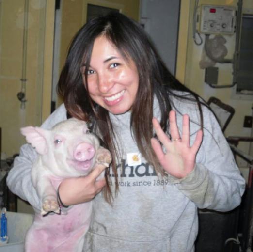 22. Prettiest Pig by Samantha Gasca