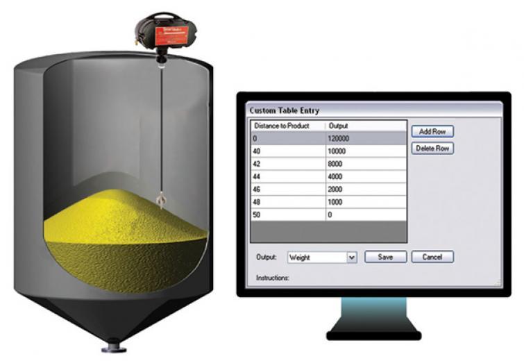 Software for Bin Leveling