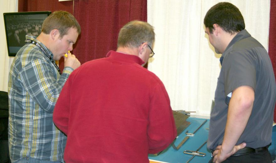 Pondering Trade Show Products