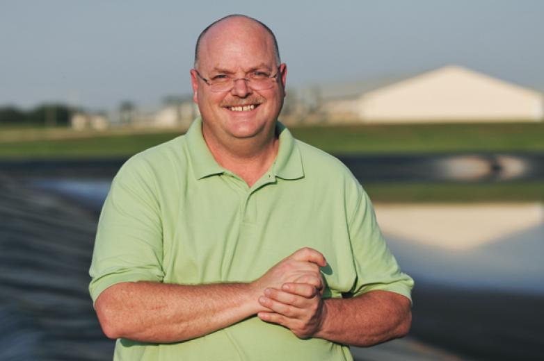 Jeff Mencke Provides Leadership for Award-Winning Farm