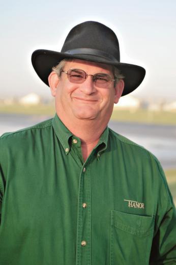 Bill Barnes Oversees Environmental Operations for Farm