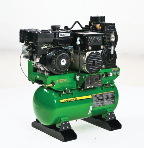 Versatile Power  Combines Three Functions
