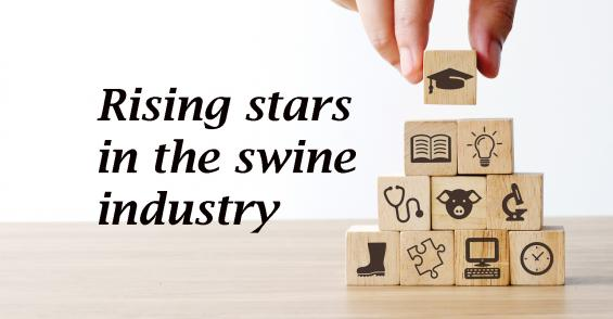 Rising stars in the swine industry