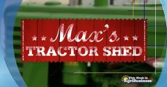 Max Tractor Shed