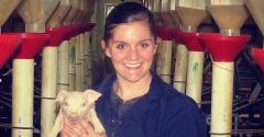 Christine Snowden, 2018 Pig Farmer of Tomorrow