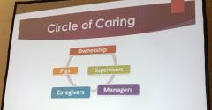Larry Coleman's Circle of Caring