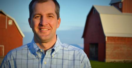 Mike Naig, Iowa Ag Director